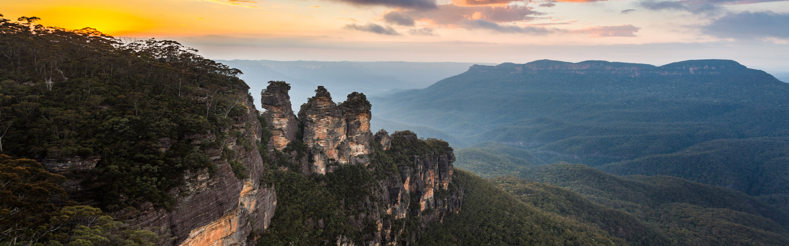 Blue Mountains Destinations