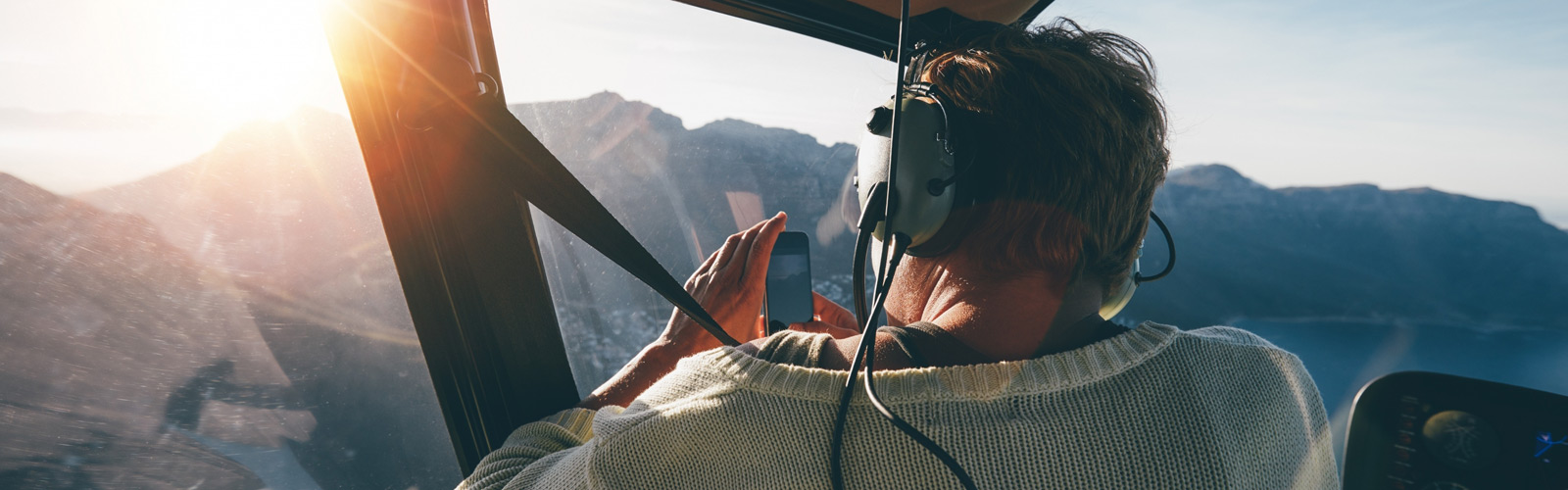 Scenic Flights over the Blue Mountains