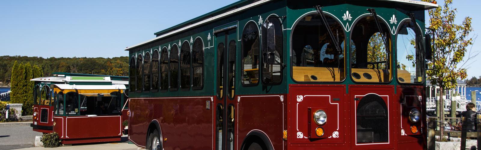 Blue Mountains Trolley Tours, Katoomba