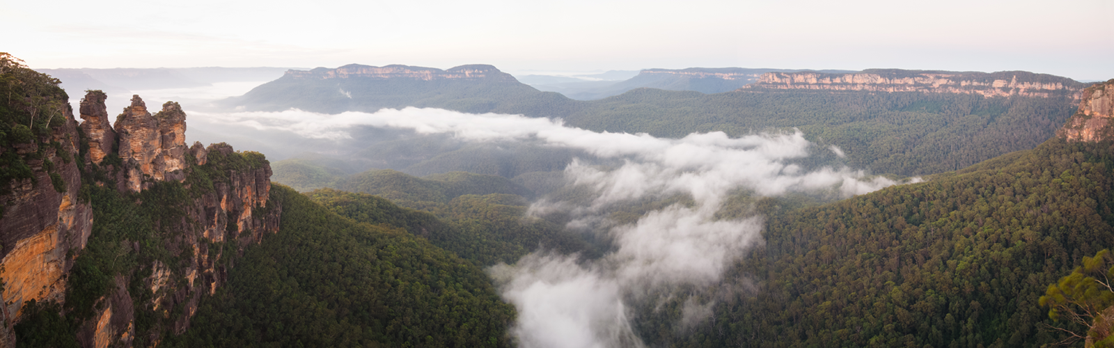 Blue Mountains Temperature, Weather and Climate