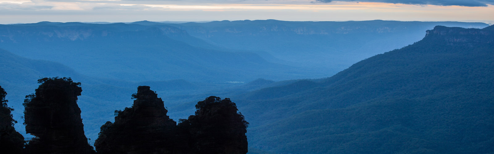 Blue Mountains Facts